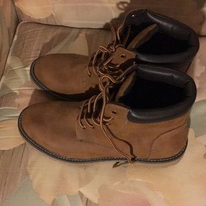 COPY - H&M made in China boots size 11.5